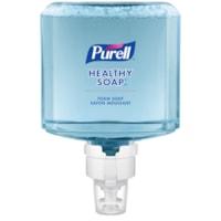 Recharges de savon pour les mains Purell® Healthy Soap® ES8 Mousse douce, 1 200 mL, caisse de 2