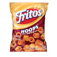 Hoops à saveur barbecue Fritos
