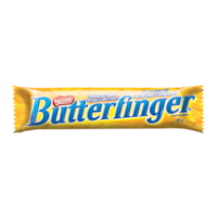 Barres de chocolat Butterfinger Nestlé, 59 g, boîte de 36