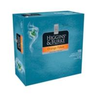 Higgins & Burke Orange Pekoe Tea, 100/Bx
