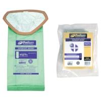 ProTeam 107313 Intercept Micro Filter Vacuum Bags, 11 L, 10/PK