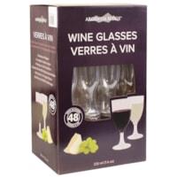 Verres à vin Argentia Ridge, 225 ml, emb. de 48