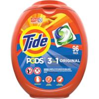 Détergent à lessive Tide PODS, parfum Original, 96 brassées