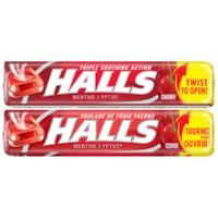 Halls Mentho-Lyptus Cough Drops