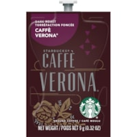 Flavia Starbucks Single-Serve Coffee Freshpacks, Caffè Verona, 80/CT