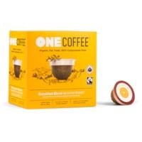 One Coffee Single-Serve Coffee Pods, Breakfast Blend, 18/BX