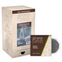 Wolfgang Puck Single Cup Coffee Pods, Provence French Dark Roast, 18/BX - Ontario, Montreal and Quebec Residents Only