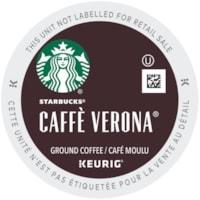 Starbucks Coffee Single-Serve K-Cup Pods, Caffé Verona, 24/BX