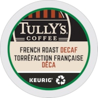 K CUP TULLY TORR FRAN DC 24 'S