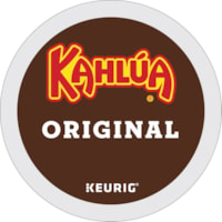 Kahlúa Single-Serve Coffee K-Cup Pods, Original, 24/BX