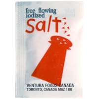 Wing's Salt Packets, 6,000/CT