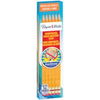 Paper Mate EverStrong Pencils, HB #2, 12/PK