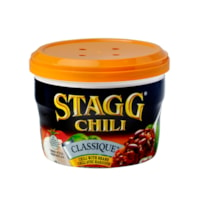 STAGG Chili Classique Microwave Bowl, 425 g