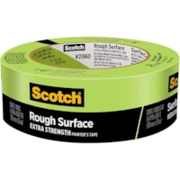Scotch 2060 Rough Surface Painter's Tape, Green, 36 mm x 55 m