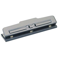 Swingline Adjustable 3-Hole Punch