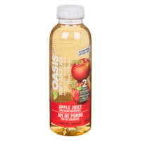Oasis Classic 100% Juice, Apple, 300 mL, 24/CS