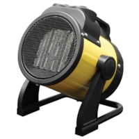 Royal Sovereign Heavy-Duty Utility Heater, Black/Yellow