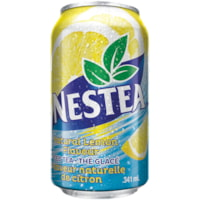 Nestea Lemon Iced Tea, 341 mL Can, 24/CS