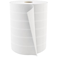 Cascades PRO Select 2-Ply Utility Towels, White, 450 Sheets/Roll, 12/CS