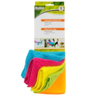 Kodiak Microfibre All-Purpose Cloths, Assorted Colours, 13 7/10