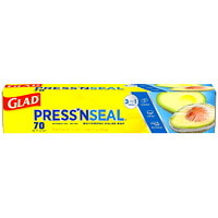 Glad Press'n Seal Food Plastic Wrap, 11 4/5