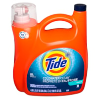 Tide High Efficiency (HE) Turbo Clean Coldwater Clean Original Liquid Laundry Detergent, 4.08 L (89 Loads)