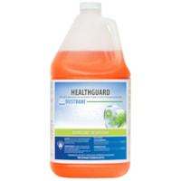 Nettoyant désinfectant et désodorisant en une étape HealthGuard Dustbane, concentré, 4 l, caisse de 4