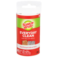 Scotch-Brite Lint Rollers, 60 Sheets