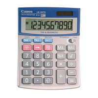 Canon 10-Digit Tax & Business Sales Calculator