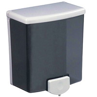 Bobrick B-40 Surface-Mounted Soap Dispenser