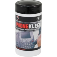 Read Right PhoneKleen Antibacterial Wipes