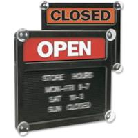HeadLine Open/Closed Letter Board Sign