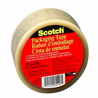 Ruban d'expédition et d'emballage Scotch, transparent, 48 mm x 50 m