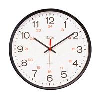 Horloge murale mince à quartz Bates GBC