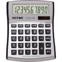Victor 11003A Mini Desktop Calculator
