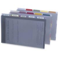 Pendaflex 1/5 Tab Cut Legal Top Tab File Folder