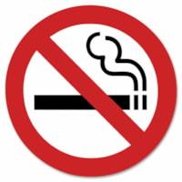 Headline 9552 No Smoking Sign