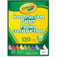 PAPIER CONSTRUCTION ASST 120f