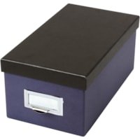 Esselte 4x8 Index Card Storage Box