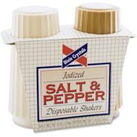 Dixie Crystals Salt & Pepper Shakers Set