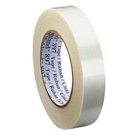 Scotch Filament Reinforced Tape, Clear, 18 mm x 55 m