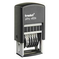 Trodat Printy 4836 Self-Inking Numberer