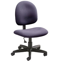 Global Score Series Armless Low-Back Task Chair