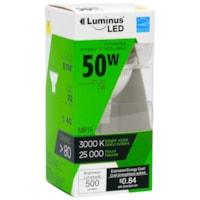 Luminus LED Lightbulb, MR16, 7W, Dimmable, Bright White, 6/PK