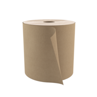 Cascades PRO Select 1-Ply High-Capacity Hand Paper Towel, Natural, 7 7/8