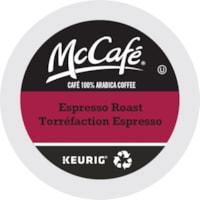 McCafé Single-Serve Coffee K-Cup Pods, Espresso Roast, Box of 24