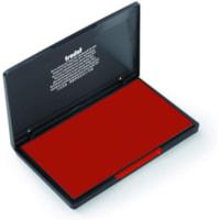 Trodat 9053 Re-Inkable Stamp Pad, Red, 6 3/8