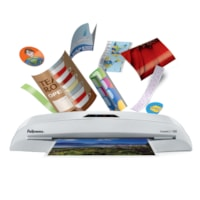 Fellowes Cosmic 2 Laminator with Pouch Starter Kit