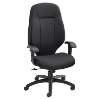 Grand & Toy 100 Series High-Back Tilter Chair