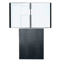 Blueline NotePro Undated Daily Planner